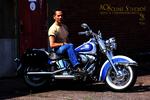 ACVocline Studios classic Bikes Harley Davidson
